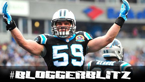 Video - Blogger Blitz: Luke Kuechly