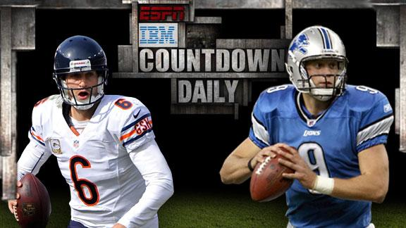 Bears S: Stafford 'kinda folds' vs. pressure