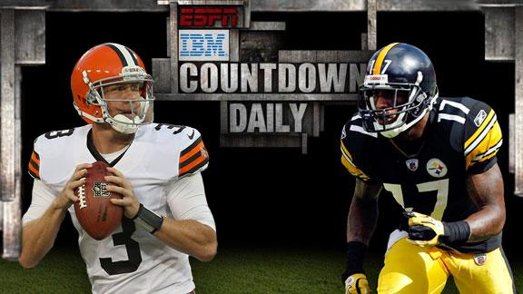 Video - Countdown Daily AccuScore: CLE-PIT