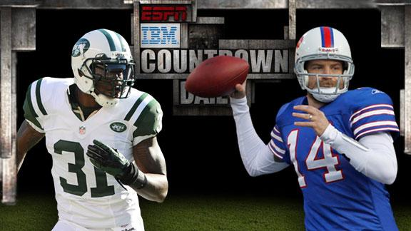Video - Countdown Daily AccuScore: NYJ-BUF