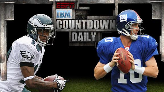 Video - Countdown Daily AccuScore: PHI-NYG