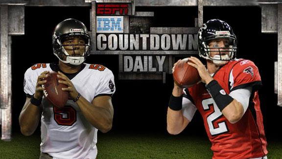Video - Countdown Daily AccuScore: TB-ATL