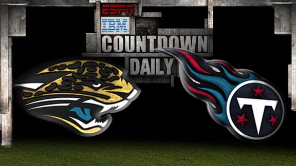 Video - Countdown Daily Prediction: Jaguars-Titans