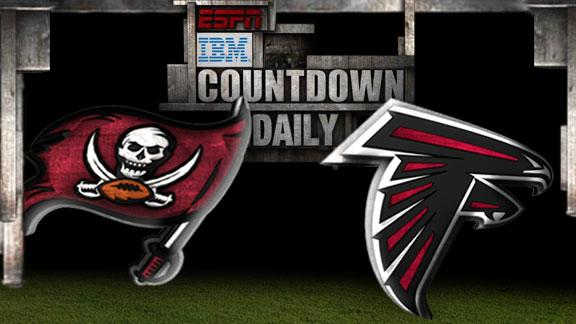 Video - Countdown Daily Prediction: Buccaneers-Falcons
