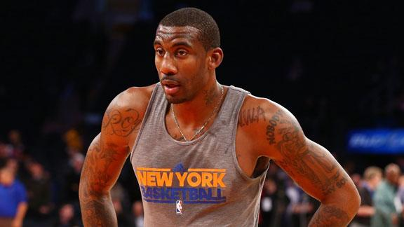 Video - What Effect Will Amar'e Stoudemire Have?