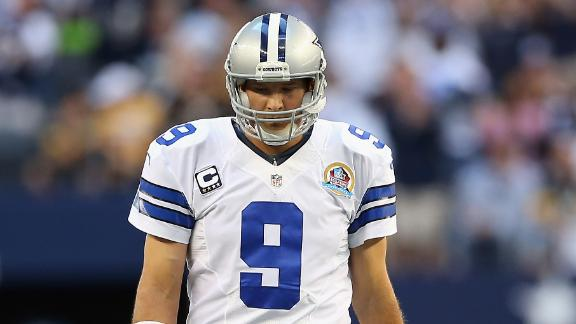 Video - NFL Live OT: How Much Pressure Is Romo Facing?