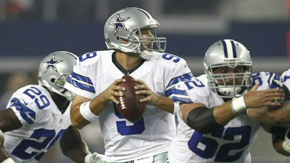 Video - Tony Romo Under Pressure?