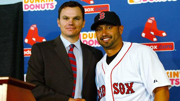 Video - Boston Hot Button: Red Sox Contenders?