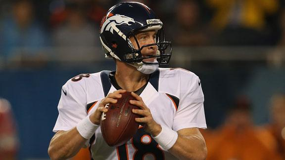 NFL - Peyton Manning headlines John Clayton's 2012 All-Pro team