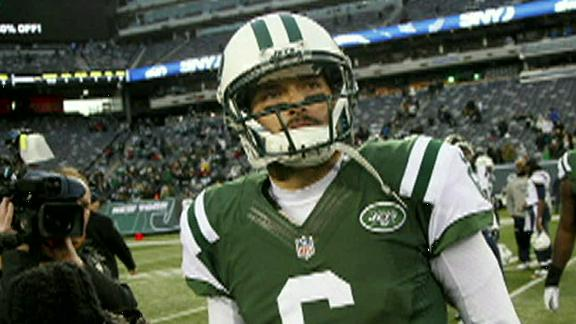 Jets will start Sanchez