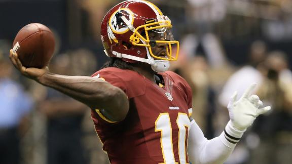 Video - NFL32OT: RG III Best Of The Best?