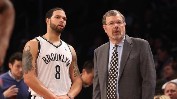 Video - Nets Win P.J. Carlesimo's Debut