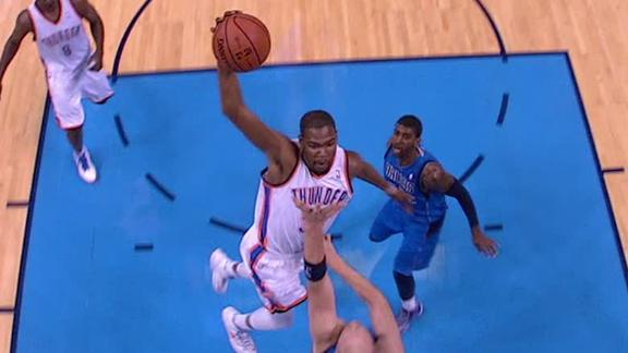 Video - Durant Off The Block
