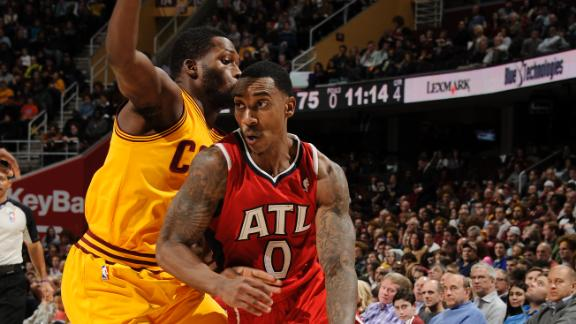 Video - Hawks Battle Past Cavs