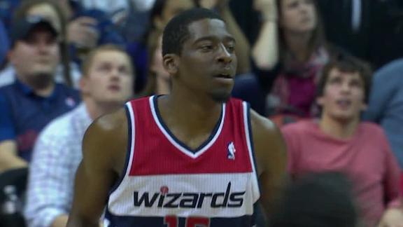 Wizards edge Magic to snap 8