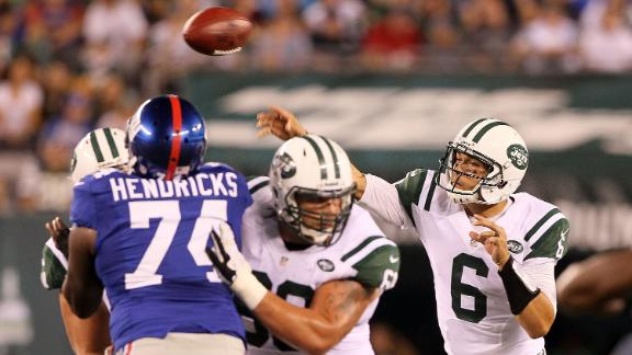 Video - Bigger Disappointment: Jets Or Giants?