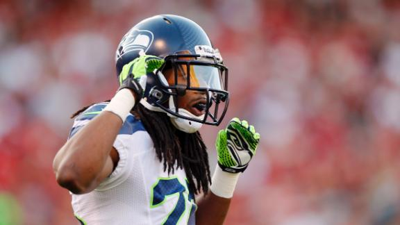 Video - Sherman Avoids Suspension