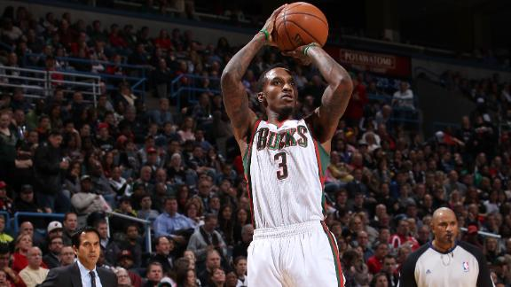 Video - Jennings Powers Bucks Past Heat