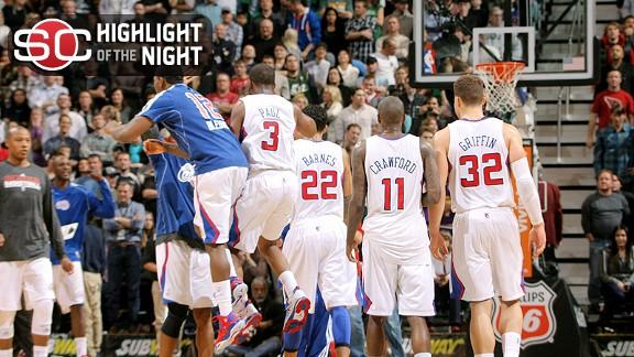Video - Clippers Erase Deficit To Win 16th Straight
