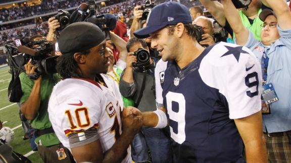 Video - More Faith In Romo Or RG III?