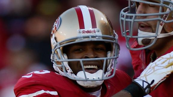 Niners wrap up NFC West behind Crabtree