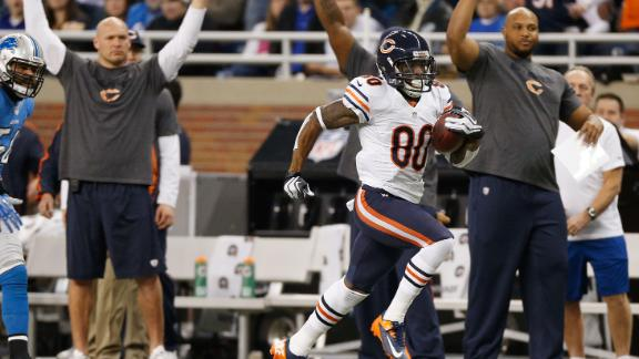 Video - Bears Keep Playoff Hopes Alive