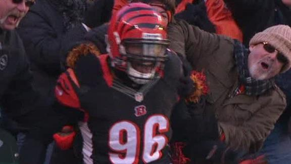 Video - Bengals Rally Past Ravens