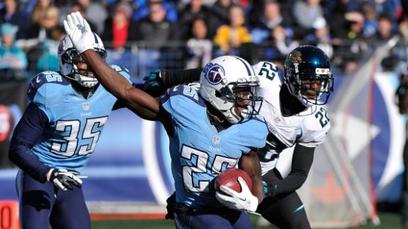 Wrap-up: Titans 38, Jaguars 20