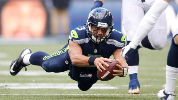 Video - Wilson Leads Seahawks To Late Win