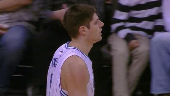 Video - Nikola Vucevic's Performance Comes In Loss To Heat