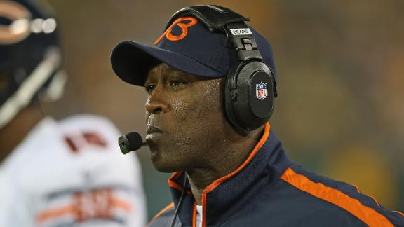 Bears fire Smith after missing playoffs