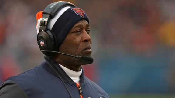 Video - Bears Fire Lovie Smith