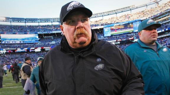 Video - Eagles Fire Andy Reid