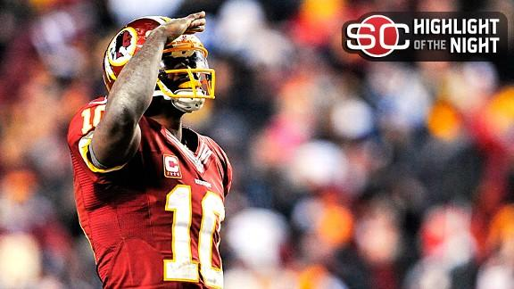 Video - Redskins Capture NFC East