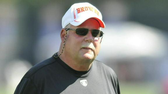 Video - Mike Holmgren Willing To Listen