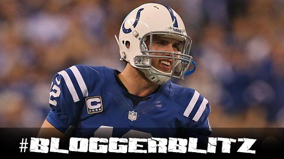 Blogger Blitz: Momentum for Colts, Texans