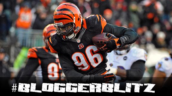 Blogger Blitz: Confident Bengals defense