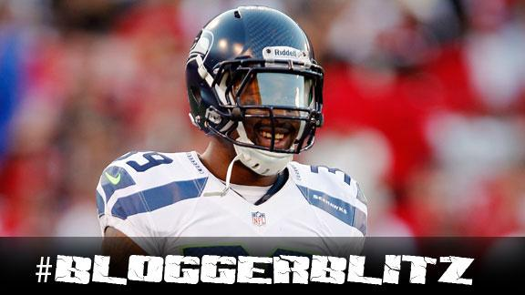 Video - Blogger Blitz: Brandon Browner Returns
