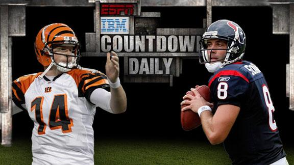 Video - Countdown Daily AccuScore: CIN-HOU