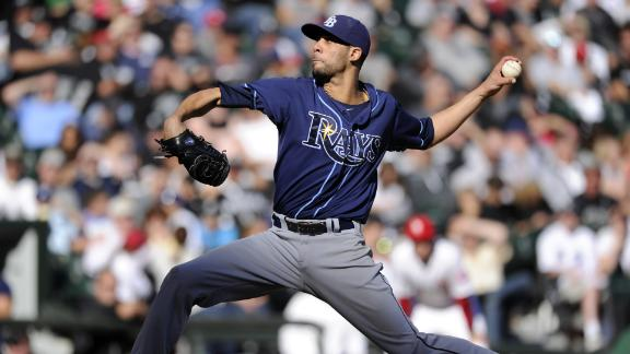 Price agrees to 1-year contract with Rays