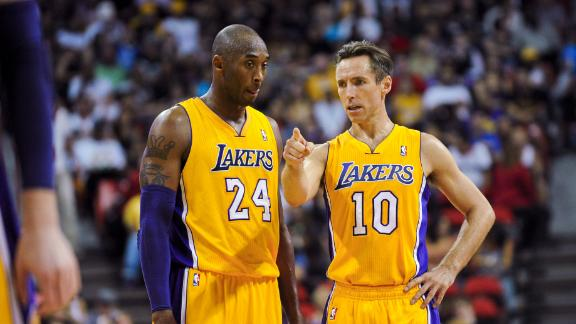Video - How Much Of Problem With Lakers Is Kobe?