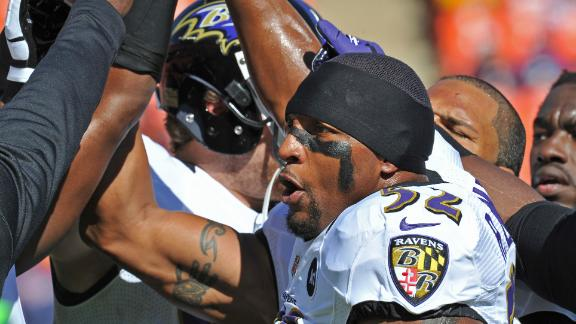 Ravens' Lewis says he's retiring after season