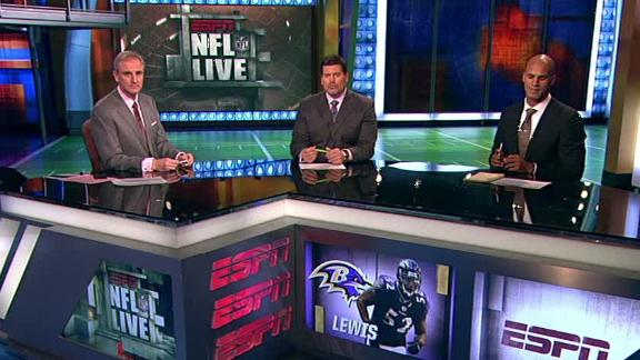 Video - NFL Live OT: End Of The Road For Ray Lewis