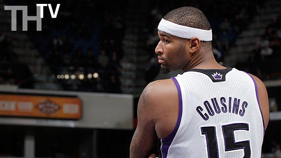 Kings ride Cousins, Salmons past Raptors