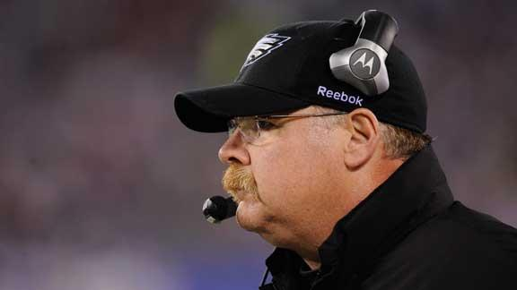 Video - Andy Reid Chiefs' Top Choice