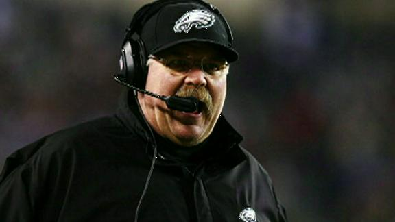 Andy Reid closing in on Chiefs job
