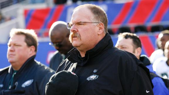 Video - Chiefs Hire Reid As Head Coach