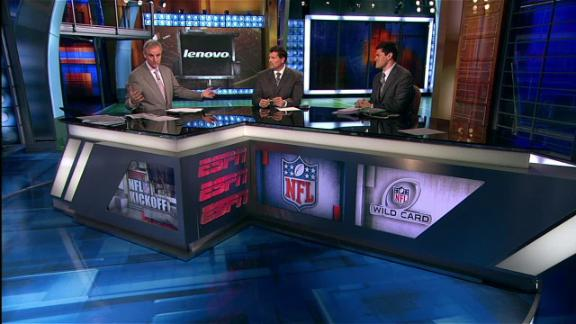 Video - NFL Kickoff OT: Wild Card Weekend