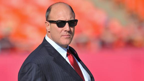 Chiefs, GM Pioli mutually agree to part ways
