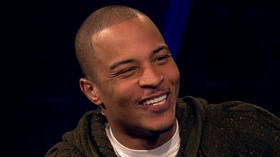 Video - T.I. Makes Vikings-Packers Prediction